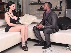 Aletta Ocean - My superior's wife is so stunning and wild