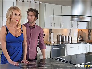 older hotty Erica Lauren screwed in her tight cunny and ass