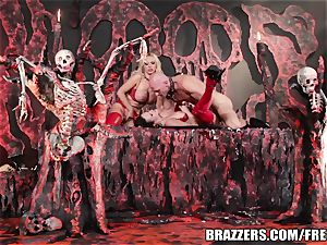 Brazzers - greatest Hell ever, spandex love