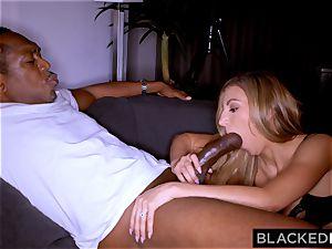 BLACKEDRAW stylish steamy wife destroyed by bbc