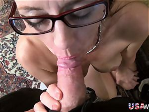 USAwives Mature cunt frolicking closeup footage