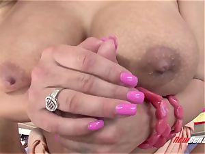 anal porn with wild 35-year-old sex industry star Shyla Stylez