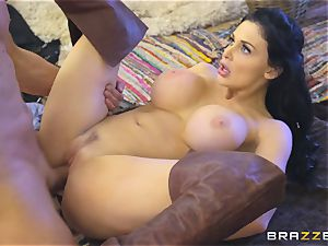 Aletta Ocean pounded by Marc Rose