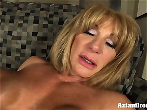 puss pumping nub joy with a gorgeous strenuous girls