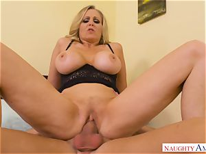 jizm thirsty Julia Ann