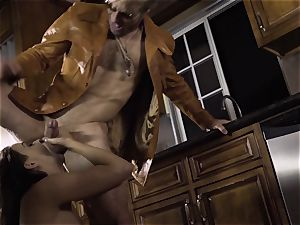 Spoiled pt two Chanel Preston gets her super hot twat treated