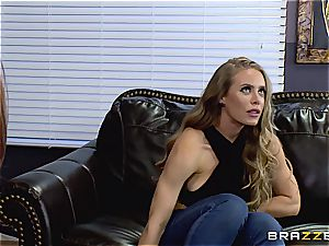 Marriage therapy goes xxx and saves the duo