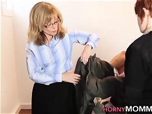 Stepmom and nubile nail