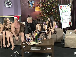 The fuck-a-thon Game before Christmas sequence two