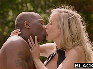 BLACKED Brandi enjoy humps Her Step daughters-in-law big black cock boyfriend When Shes Gone