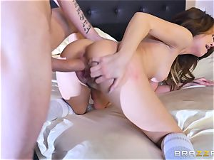 beaver cosseted with monster man-meat Joseline Kelly