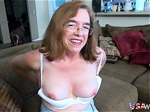 USAwives grandmothers liking adult toys compilation