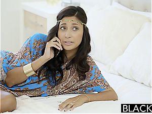 BLACKED first interracial For Rich doll Jade Jantzen