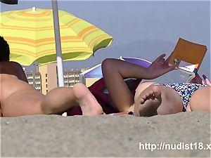 naturist beach hidden cam video